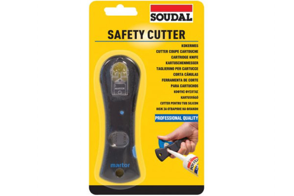 safety cutter soudal